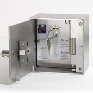L2 Schlüsselkasten Typ 33 mit Objektschluesselueberwachung